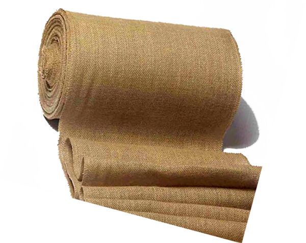 Rustic Diner Party Bulk burlap runner roll 14quot; X 30 Yds Finished edges 90 feet