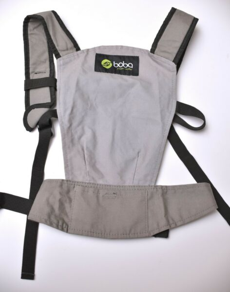 Boba Mini Doll Carrier Babydoll Gray Kids Youth Size Toy Carrier $19.95