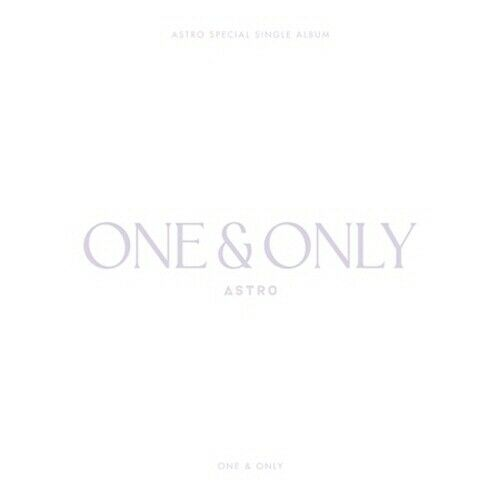 Astro-[One&Only]Special Single Album Limited CD+Poster+PhotoBook+Post+Card+Gift