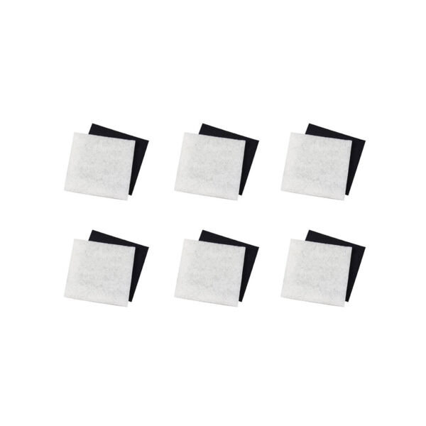Pondmaster 1000 and 2000 Carbon and Coarse Poly Pad Replacement Filter 6 Pack $67.99