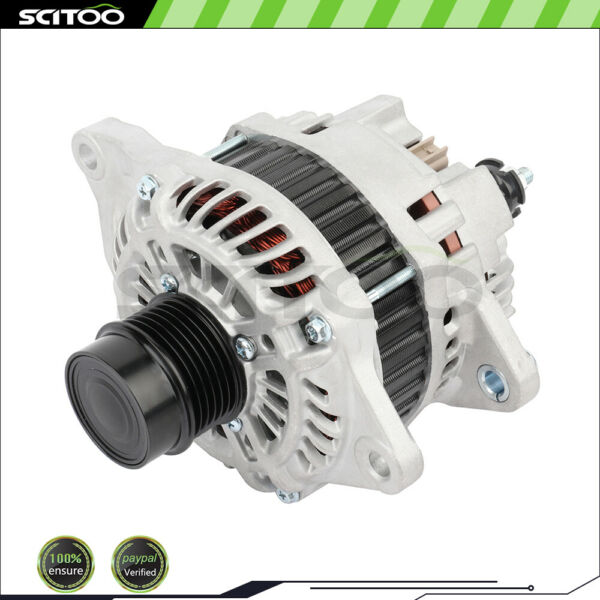 Alternator For Chrysler Sebring 2007 2013 2008 2013 Dodge Avenger 2.4L 115Amp $90.00