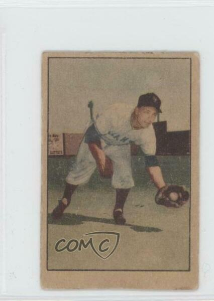 1952 Berk Ross Hit Parade of Champions Eddie Stanky