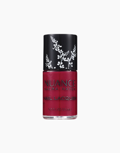 Nuance Salma Hayek Nail Lacquer #425 Deep Orchid