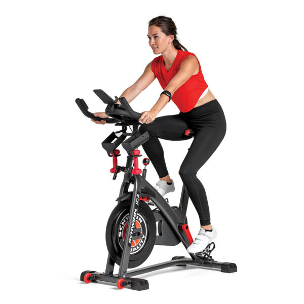Schwinn Fitness IC4 Indoor Stationary Exercise Cycling Training Bike for Home $1149.99