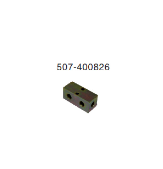 STILLE Table parts 507 400826 Distribution block