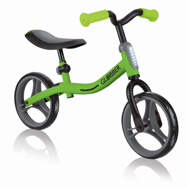 Globber GO BIKE Adjustable Balance Training Bike for Toddlers Green amp; Black $49.99