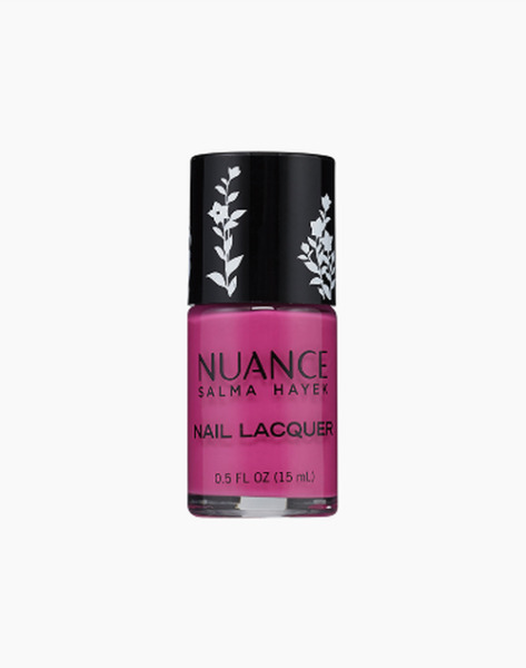 Nuance Salma Hayek Nail Lacquer #520 Wild Orchid
