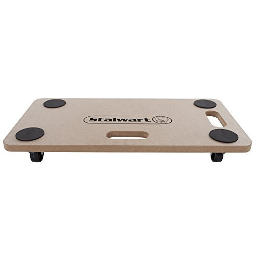 Stalwart 75 MOV1002 Wheeled Furniture Mover Dolly Multi Purpose Roller for with $28.31