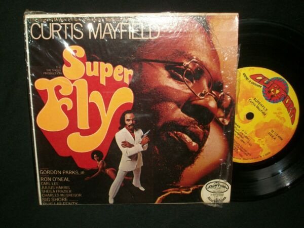 CURTIS MAYFIELD  - Super Fly 7