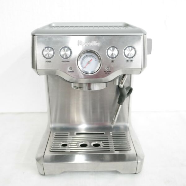 Breville the Infuser Espresso Machine BES840XL FREE SHIPPING No accessories