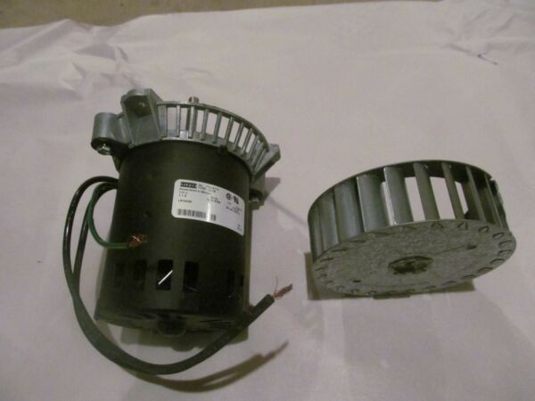Celtic wall hung boiler by HydroTherm FF model blower motor with fan wheel $250.00