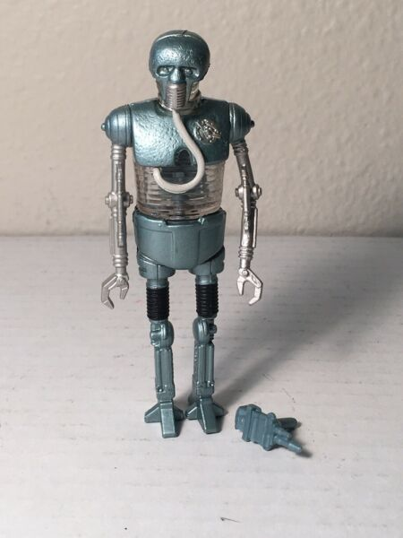LOOSE STAR WARS POWER OF THE FORCE MEDICAL DROID 2-1B