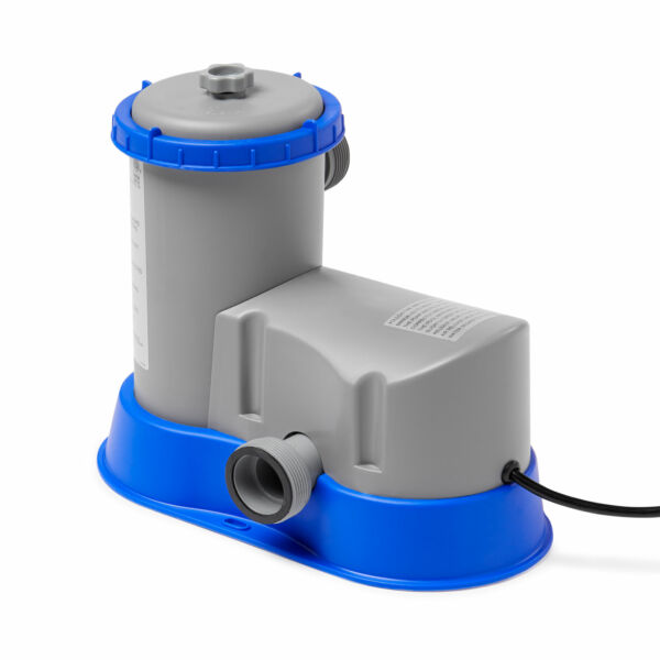 Bestway 58390E Flowclear 1500 GPH Filter Pump for Above Ground Swimming Pool $209.99