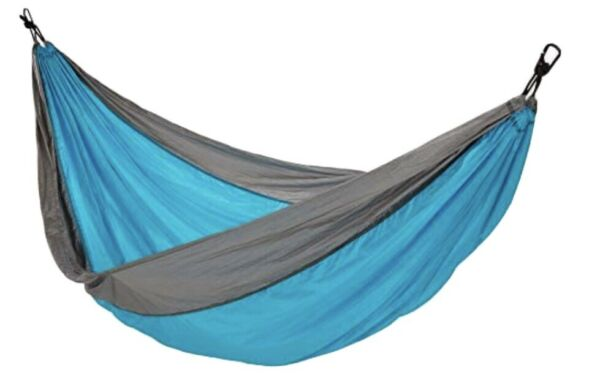 ChillGear Portable Doublewide Hammock For Two $10.98