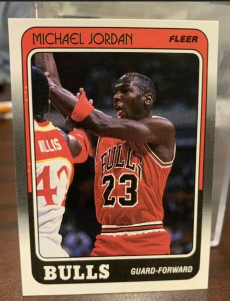 1988-89 Fleer Basketball Complete Your Set *Stickers *All Stars* Pick A Player*