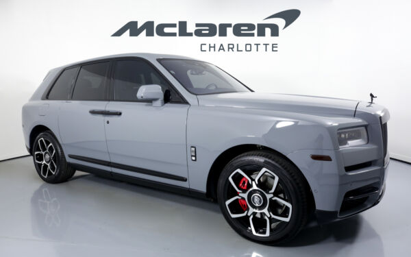 2020 Rolls-Royce Cullinan  2020 Rolls-Royce Cullinan Special Order Burnout Grey with 239 Miles available n