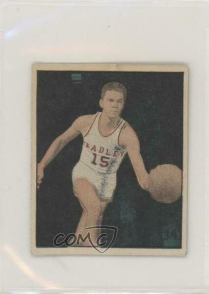 1951 Berk Ross Hit Parade of Champions Paul Unruh #3-11