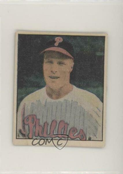 1951 Berk Ross Hit Parade of Champions Richie Ashburn #1-9 HOF