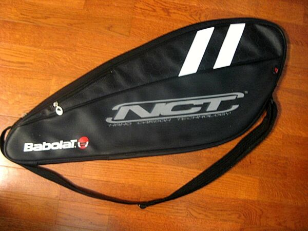 Babolat NCT Nano Carbon Technology Tennis Racket Cover Brand New $19.99