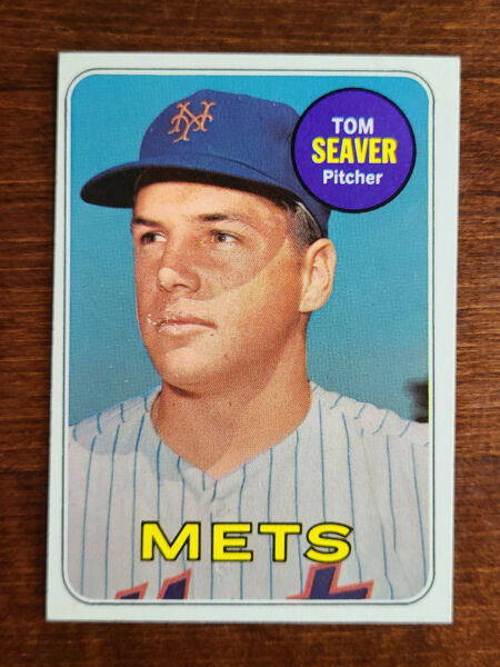 1969 Topps Baseball Cards Complete Your Set You Pick Choose Each #325 - 656
