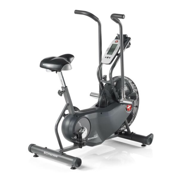 Schwinn Fitness Airdyne AD6 Air Resistance Home Workout Stationary Exercise Bike $699.99