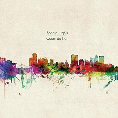 FEDERAL LIGHTS COEUR DE LION CAN CD NEW