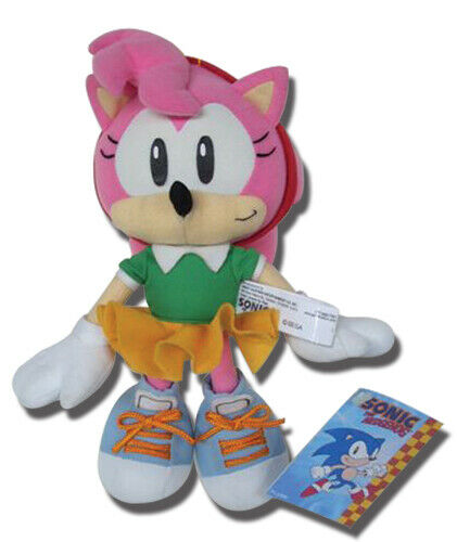 GENUINE Sonic the Hedgehog Classic Amy 9