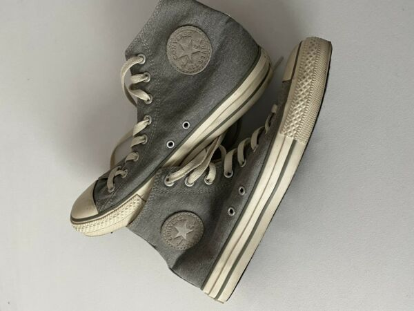 Converse All Star Chuck Taylor mens size 10 Grey