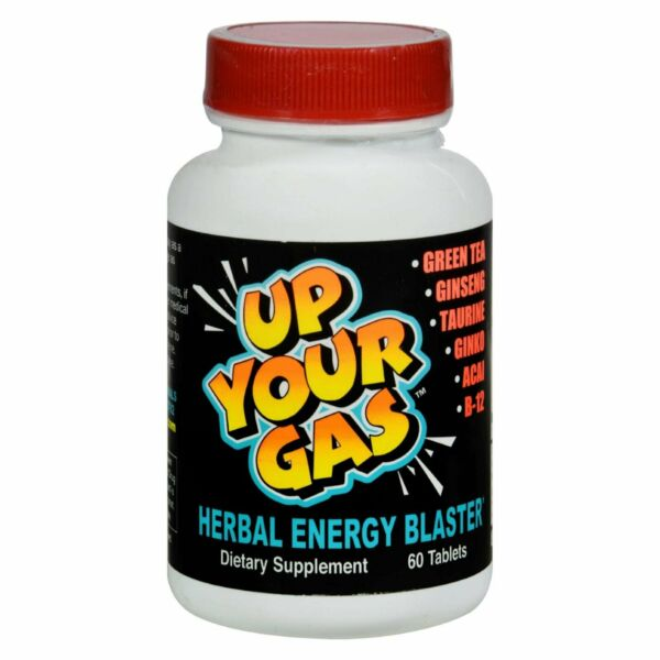 House of David Up Your Gas Energy Blaster 60 Tablets $17.66