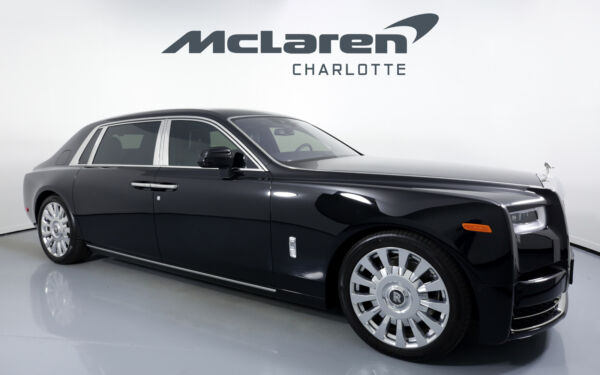 2018 Rolls-Royce Phantom EWB 2018 Rolls-Royce Phantom Black with 2940 Miles available now!