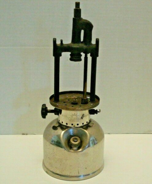 Vintage Coleman Lantern model 242 A Single Mantle USA body only PARTS