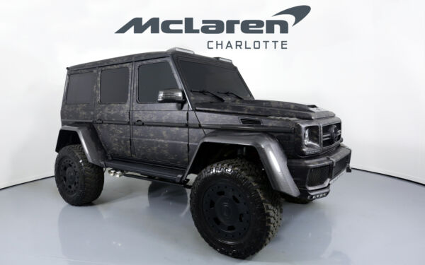 2018 Mercedes-Benz G-Class AMG G 63 2018 Mercedes-Benz G-Class Black with 22543 Miles available now!