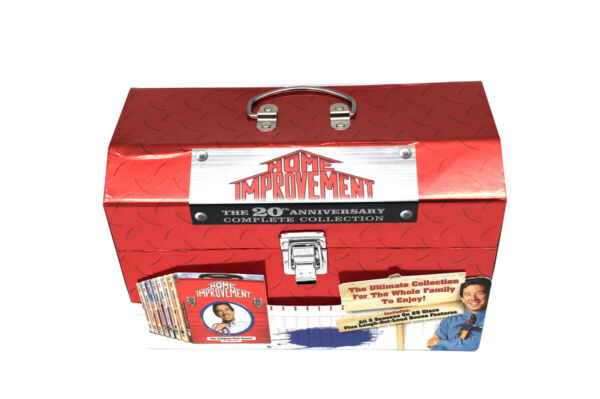 NEW Home Improvement:The 20th Anniversary Complete Series DVD,FREE SHIPPING
