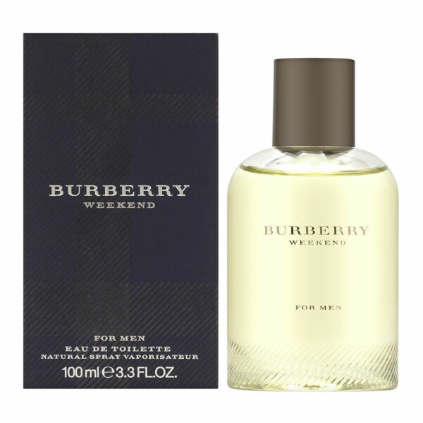 Burberry Weekend by Burberry for Men 3.3 oz Eau de Toilette Spray New Packaging $30.75