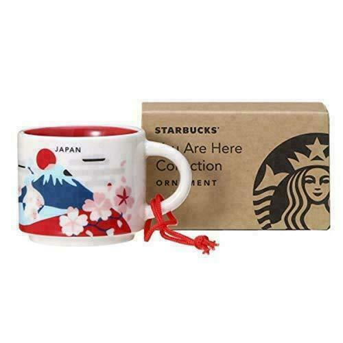 Starbucks Coffee Japan quot;You Are Here Collectionquot; Demitasse Cup 59ml
