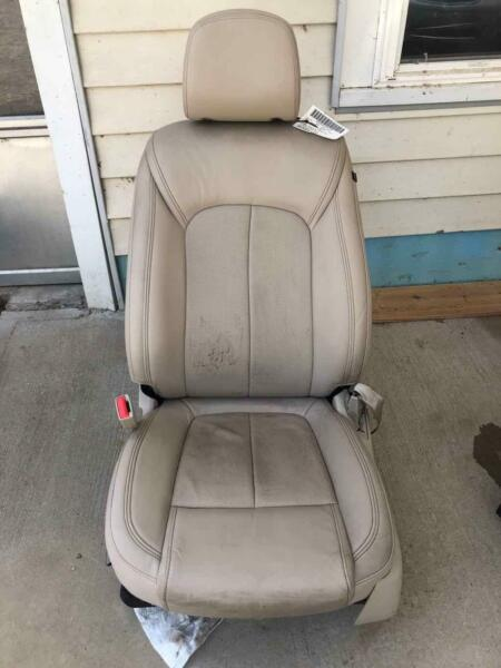 BUICK LACROSSE Front Driver Electric Bucket Seat cocoa color 15 $500.00