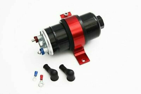 LSX LS1 LS6 Engine Swap Electric Inline EFI Fuel Pump Kit w Fittings $109.99