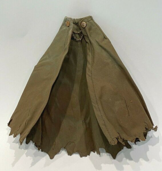 SP C DM: Battle Damaged Wired Cape for Marvel Legends Dr. Doom No Figure