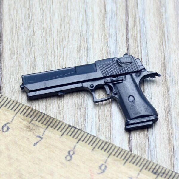 1 6 Scale Desert Eagle Gun Weapon Pistol Military For 12quot; Action Figure BBI DID