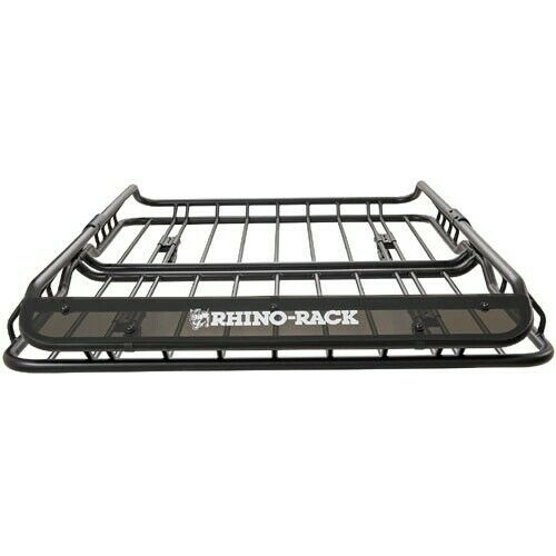 Rhino Rack XTray Large New RMCB02 with universal clamping mounts $230.00