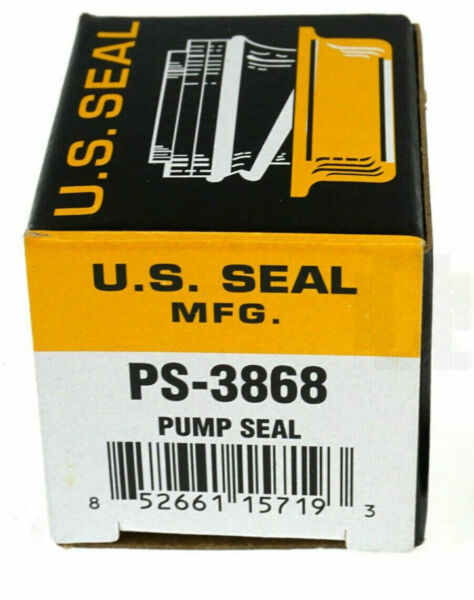New Genuine US Seal Manufacturing PS 3868 3 4quot; Pump Seal Free US Shipping $12.63