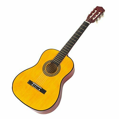 Music Alley 6 String Junior Guitar Right Handed Natural MA34 N $56.54