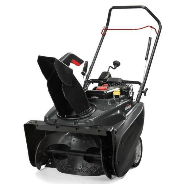 Briggs amp; Stratton 22quot; 208cc 9.5 TP Single Stage Gas Powered Snow Blower