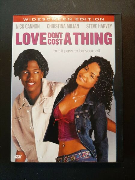 Love Dont Cost a Thing DVD 2004 Widescreen $4.93