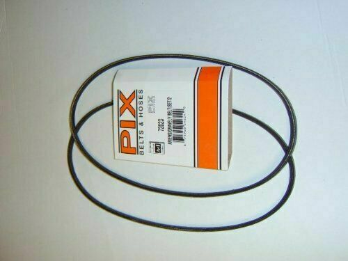Set of Two Ariens Snow Thrower Belts For Part 72023 07202300 1 4quot; X 27.3quot;
