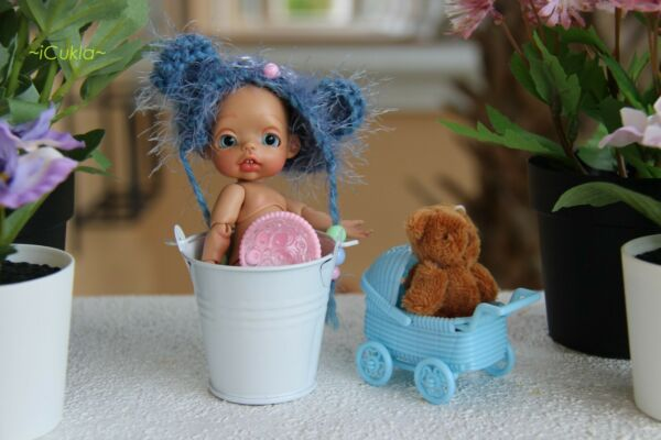 BJD Baby for Paola Reina Dolls BABE MOUSE 5quot; 12cm by iCukla #14 $129.90