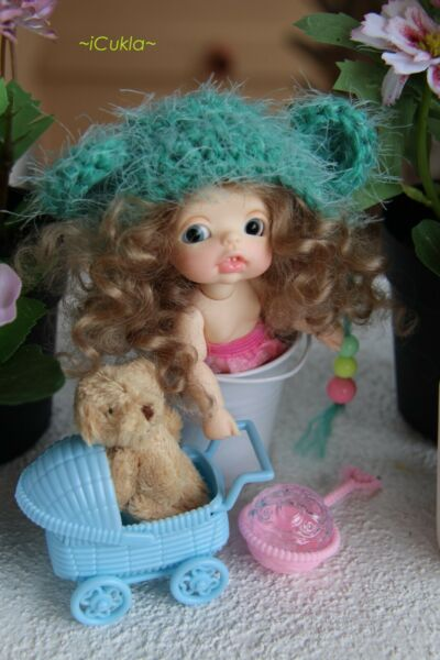 BJD Baby for Paola Reina Dolls BABE MOUSE 5quot; 12cm by iCukla #15 $169.90