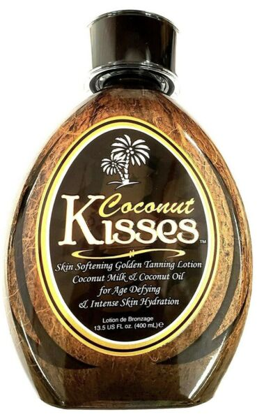 Ed Hardy Coconut Kisses Golden Tanning Lotion 13.5 oz.