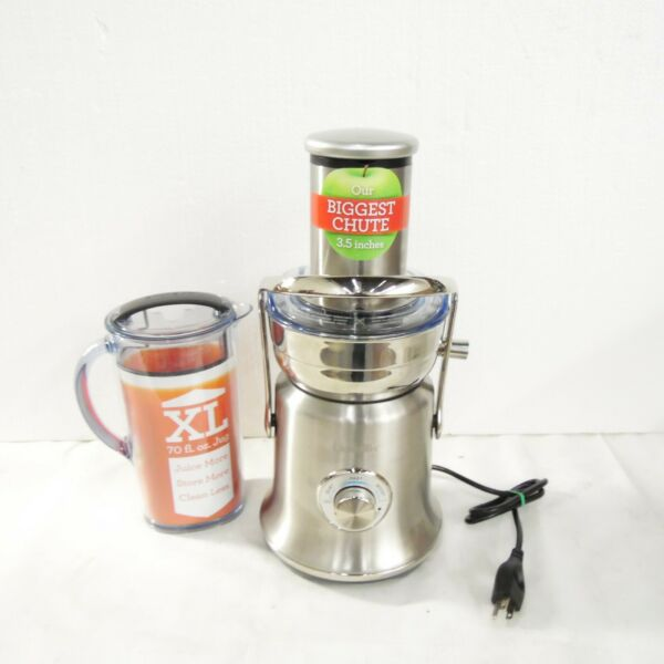 Breville the Juice Fountain Cold XL Juicer BJE830BSS1USC1