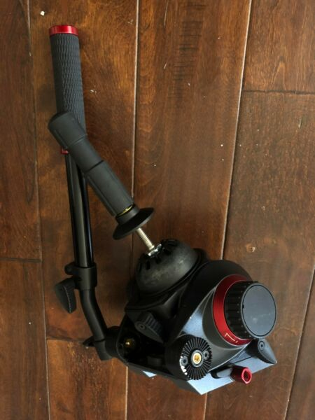 Manfrotto 504HD 75mm Fluid Video Head in Excellent condition